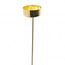 Titulaire de la lumière de thé en métal, Diamètre
